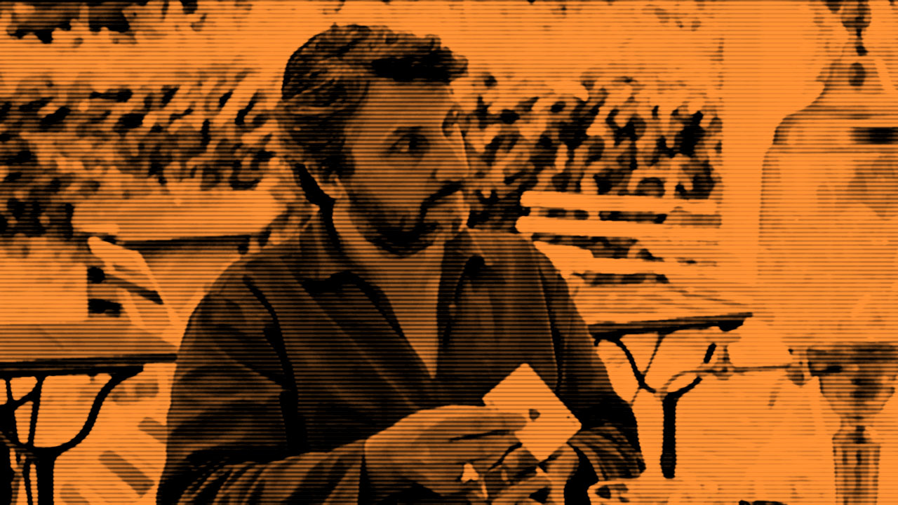 Bruno Podalydès, l'illusioniste