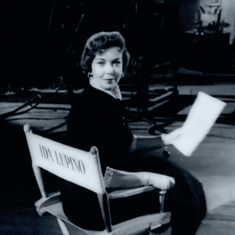 Ida Lupino La fiancée rebelle d Hollywood